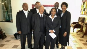 Picture of six Deacons