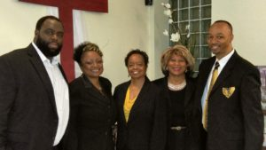 Picture of five Trustees